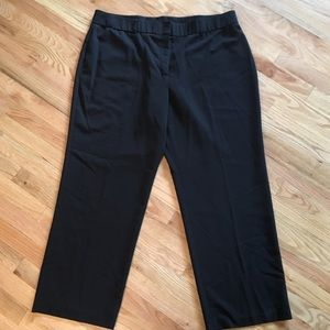 Zac and Rachel black dress pants size 20W